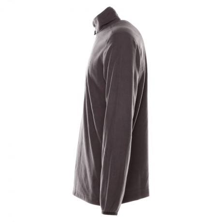 Micropile Sci Uomo Polar Fleece 1/2 Zip dett
