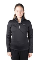 Micro-Fleece Damen Half Zip
