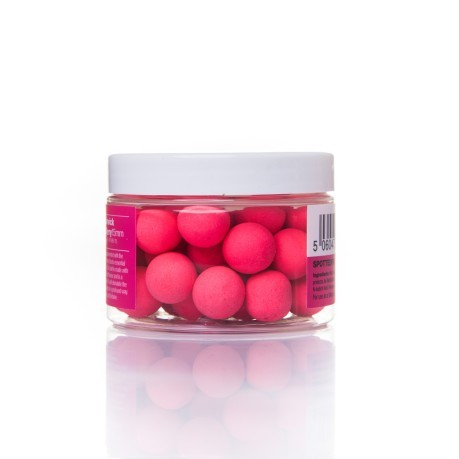 Boilies Pop-Up Frank Warwick Miracle Berry 15 mm