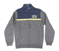 Felpa Bambino Authentic Full Zip