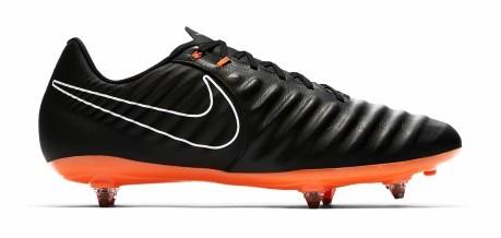 info for 42f3e 58768 Football boots Nike Tiempo Legend 7 SG black orange