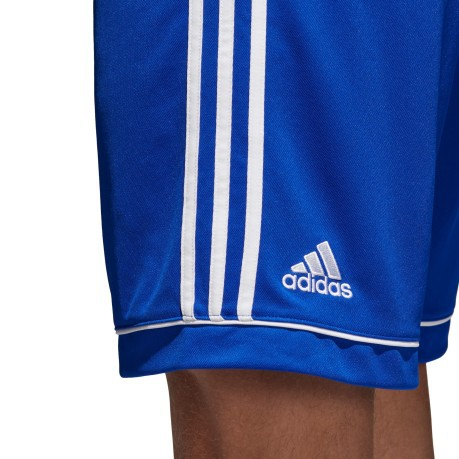 Short Adidas Colore Bianco Squadra Calcio Azzurro q1qwfH6