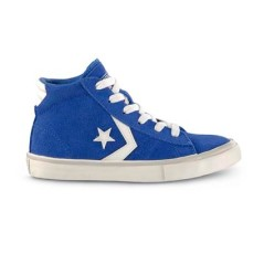 All Star alte da bambino scamosciate Pro Leather Suede