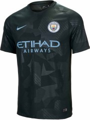 Maglia Manchester City Third 17/18