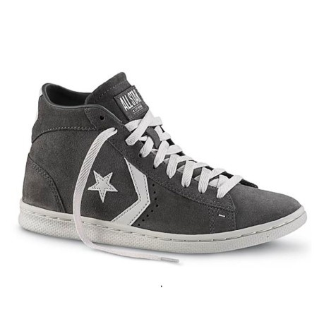 Converse All Star Pro Leather Suede mit reißverschluss