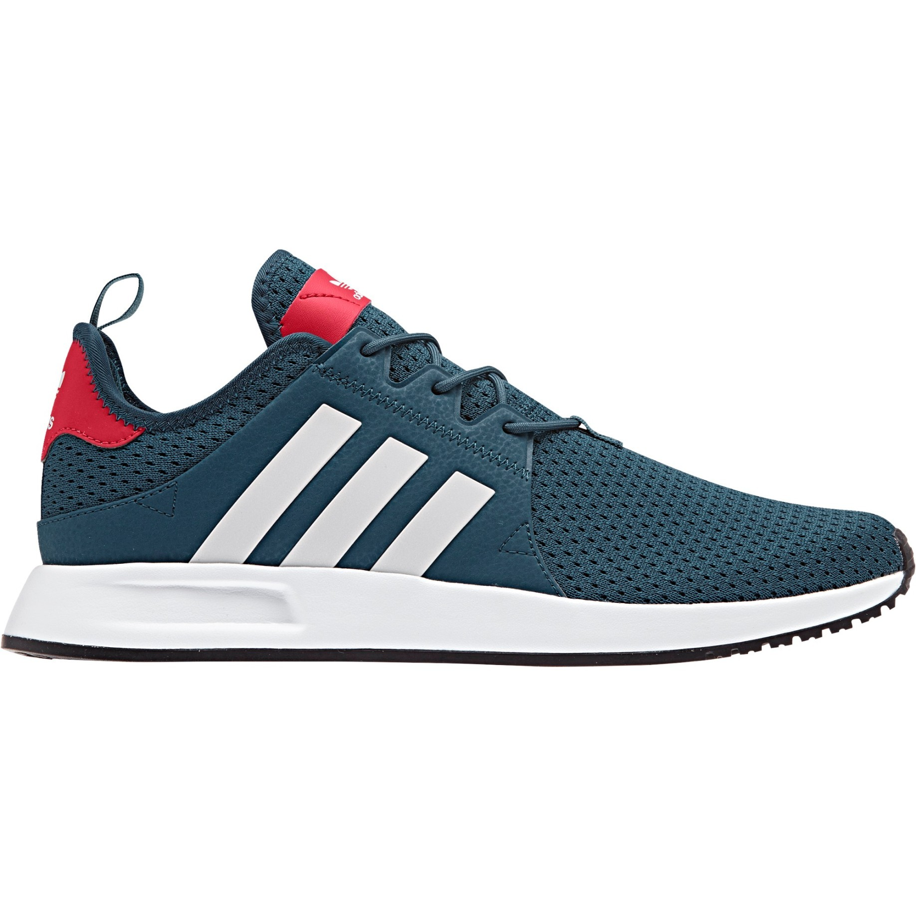 The shoe Man X PLR colore Blue White - Adidas Originals - SportIT.com d4f5a4388