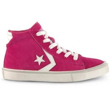 converse all star alte blu bambino