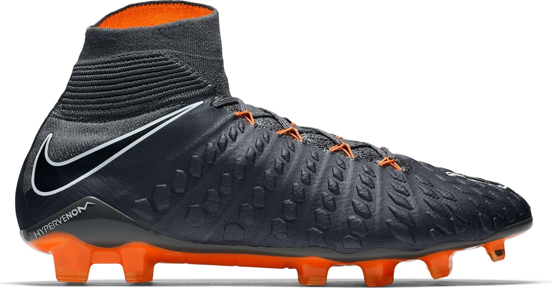 11c33938ff3b Football boots Nike Hypervenom Phantom III FG Fast AF Pack colore Grey  Orange - Nike - SportIT.com