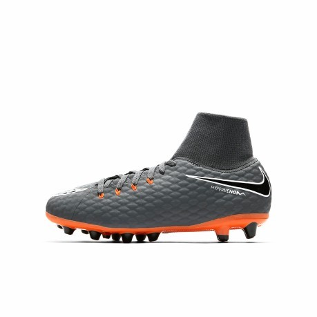 sports shoes 23ba8 b0c2b Football boots Nike Hypervenom Phantom III AG grey