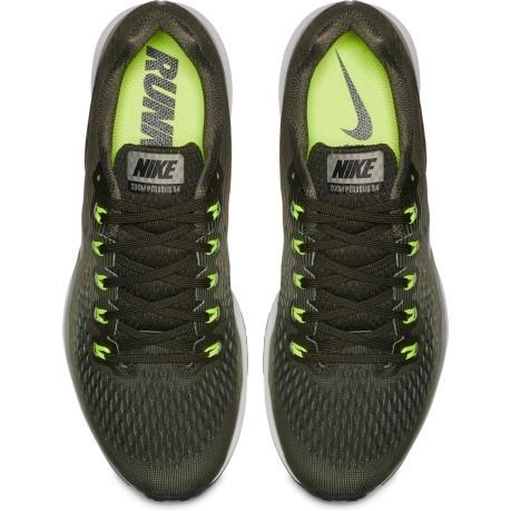 nike pegasus 34 hombre running verde