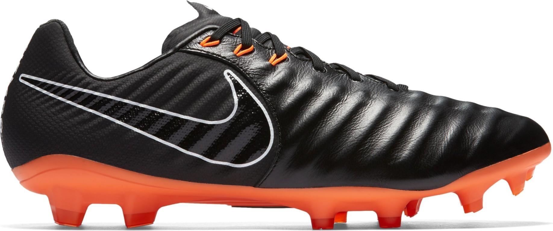 Football boots Nike Tiempo Legend VII Pro FG Fast AF Pack colore Black  Orange - Nike - SportIT.com 6556ac6995