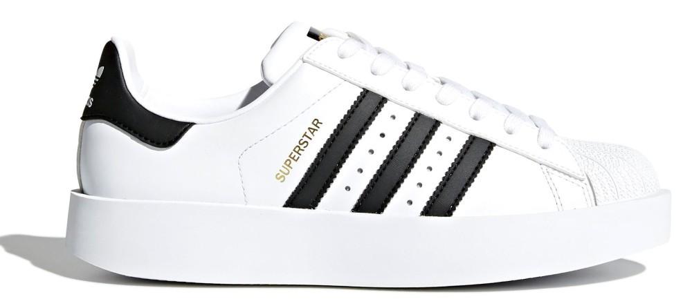 huge selection of a566d 9bd53 ... Scarpe Donna SuperStar Bold Adidas Originals