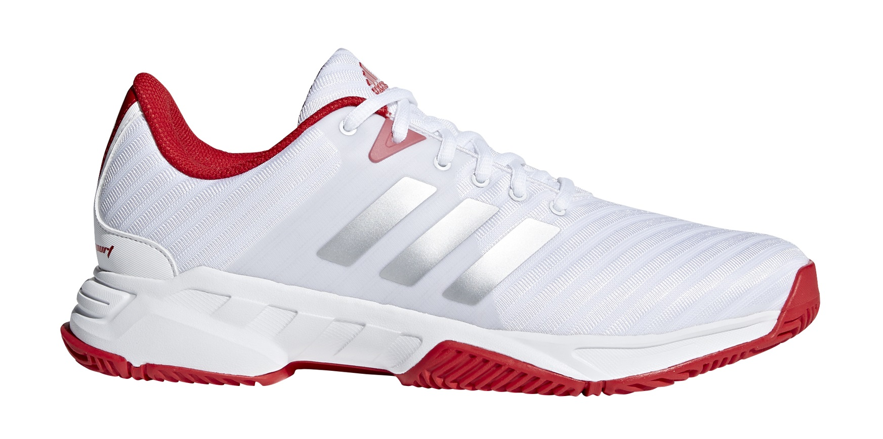 separation shoes 8447a 39cce Mens Tennis Shoes Barricade Court 3 colore White - Adidas -