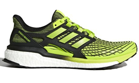 Scarpe Running Uomo Energy Boost A3 Neutra nero giallo