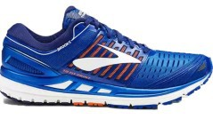Mens Running shoes if transcend has 5 A4 Stable blue orange