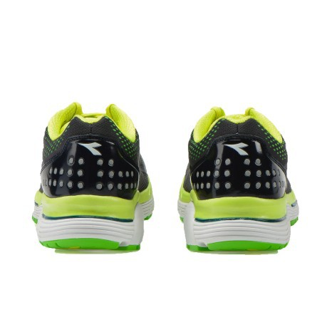 Scarpe Running Mythos BluShield Elite A3 Neutra nero verde