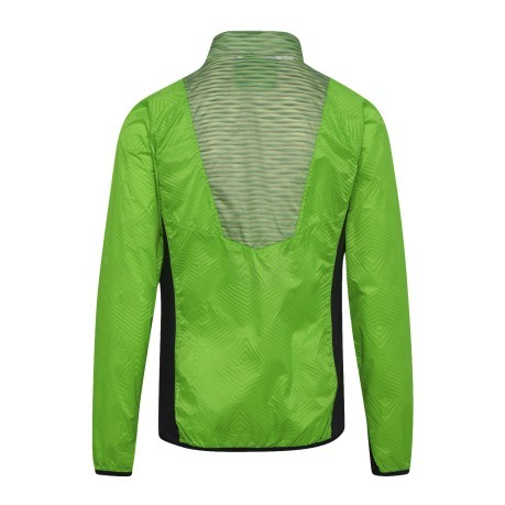 new arrival 53a88 25805 Giacca Running Uomo Bright