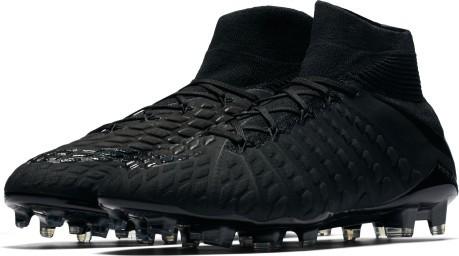 Las botas de fútbol Nike Hypervenom Phantom III DF FG Academia Pack ... 49f8cc3bf40