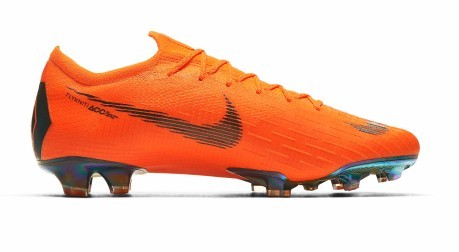 scarpe calcio nike arancioni nere