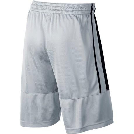 new styles 34ee8 6879b Short Man Jordan Rise Solid grey black
