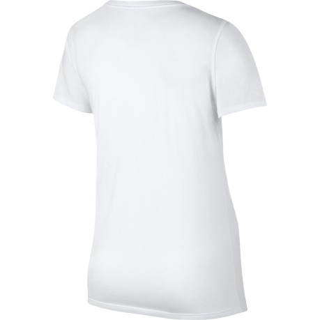 T-Shirt Donna Dry Training bianco nero