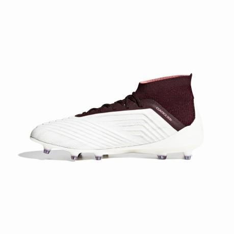 Scarpe calcio donna Adidas Predator 18.1 FG grigio marrone