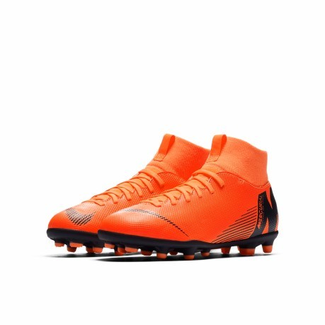 ... Club  Welcomes Soccer shoes child Nike Mercurial Superfly VI MG orange  ... f80c9caf781