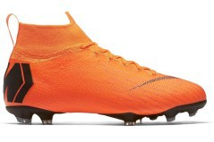 Chaussures de football Nike Mercurial Superfly VI Elite FG orange