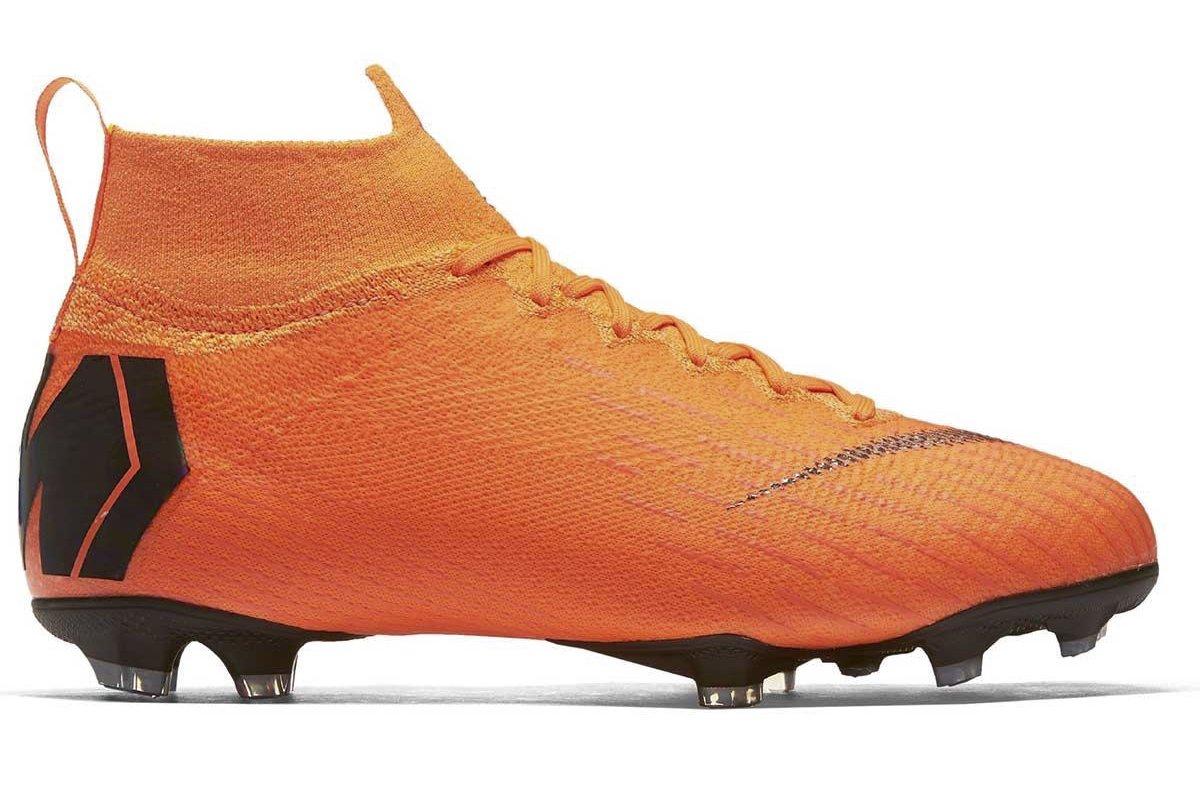 video scarpe da calcio nike mercurial