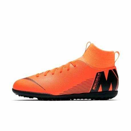 Scarpe Calcetto Bambino Nike Mercurial SuperflyX VI Club TF  fxVXHh
