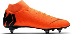 Fußball schuhe Nike Mercurial Superfly Academy SG Pro orange
