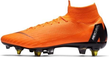 new concept de5e0 49e61 Scarpe Calcio Nike Mercurial Superfly VI Elite SG Pro colore Arancio ...
