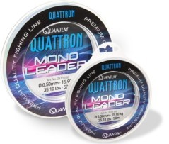 Wire Quattron Mono Leader 50 m 0,90 mm