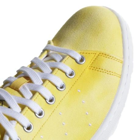 the latest 49a15 26661 Shoes Pharell Wiliams Holi Stan Smith yellow white