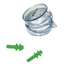 Tappi per le orecchie Bodyline in silicone per il nuoto