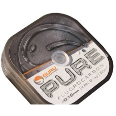 Thread Pure Fluorocarbon 0,20 mm, 50 m