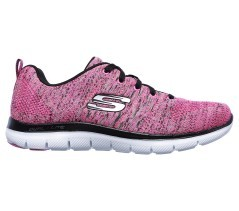 Scarpe Donna Flex 2.0 High Energy rosa nero