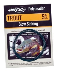 Terminale Trout 8' Polyleader Slow Sinking