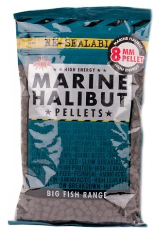 Marine Halibut Pellets 6 mm