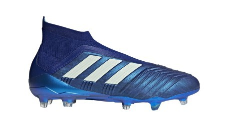 save off b9fd2 85f4a Adidas Football boots Predator 18+ FG blue