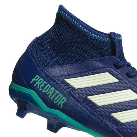 release date: 854bf 888f6 Football boots Adidas Predator 18.3 FG blue