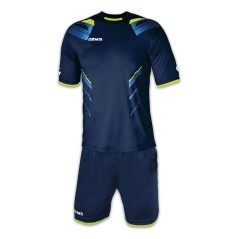 Kit de Football Gemmes Viper bleu/jaune