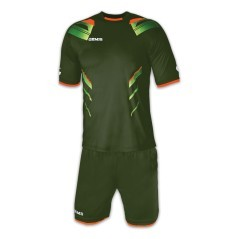 Football complet Gemmes Viper vert orange