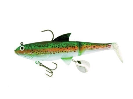 Artificiale Pike Shad 7,5