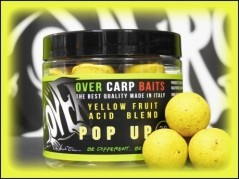 Boilies Pop Up Yellow Fruits 16 mm