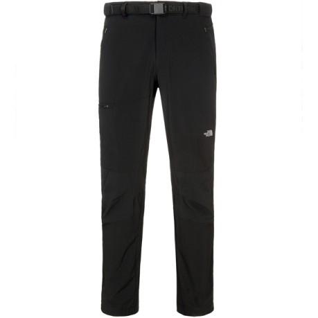 Colore Pantalones Trekking Flash De North Face Negro Hombres wnqC1xPfR
