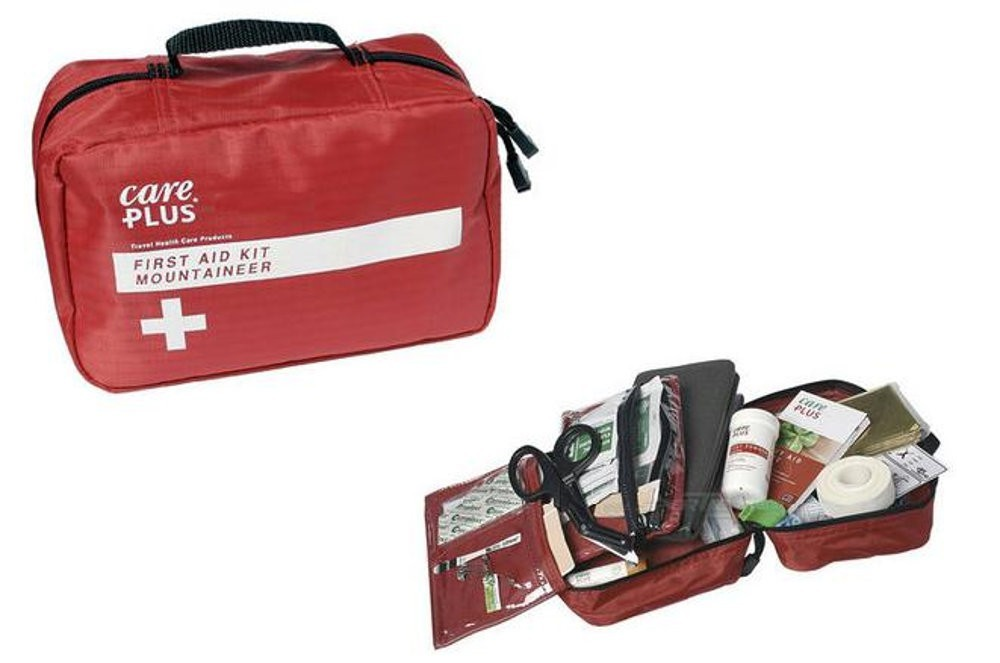 First Aid Kit Mountaineer Ferrino
