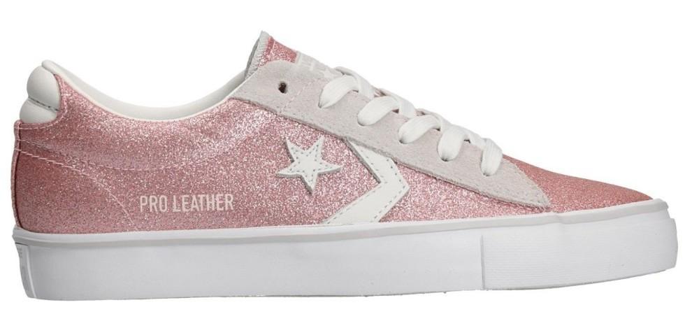 shoes women Pro Vulc Glitter Converse