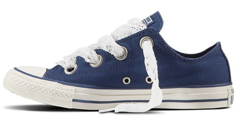 Scarpe Donna CT All Star Big Eyelet lato destro