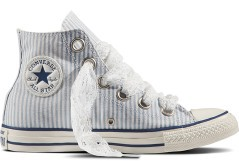 Scarpe Donna CT All StarBig Eyelet Seersucher destra